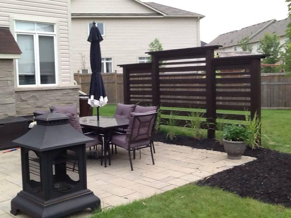 cheap diy fence ideas