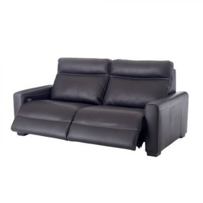 Chateau d Ax Salerno 78 Power Reclining Sofa Sears - Sears Leather sofa