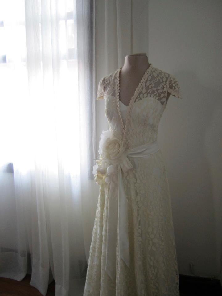 Meu vestido, modelo comprido!