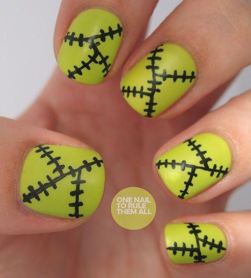 Halloween Nails   Uñas de halloween, Diseños de uñas ...