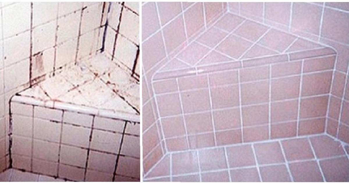 Comment faire disparaître de la moisissure sur le carrelage de douche! - moisissure carrelage salle de bain