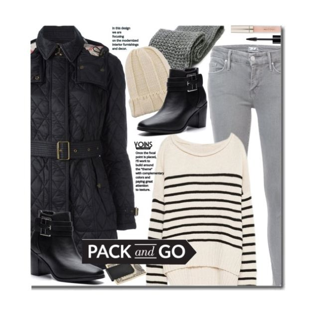 Yoins Pack and Go: Winter Getaway by beebeely-look