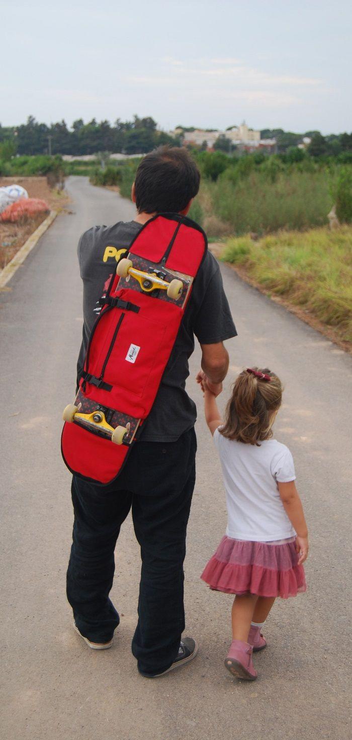 Backpack for skateboard. Enjoy your skateboard and kids. skateboard backpack 999425e7b2b87