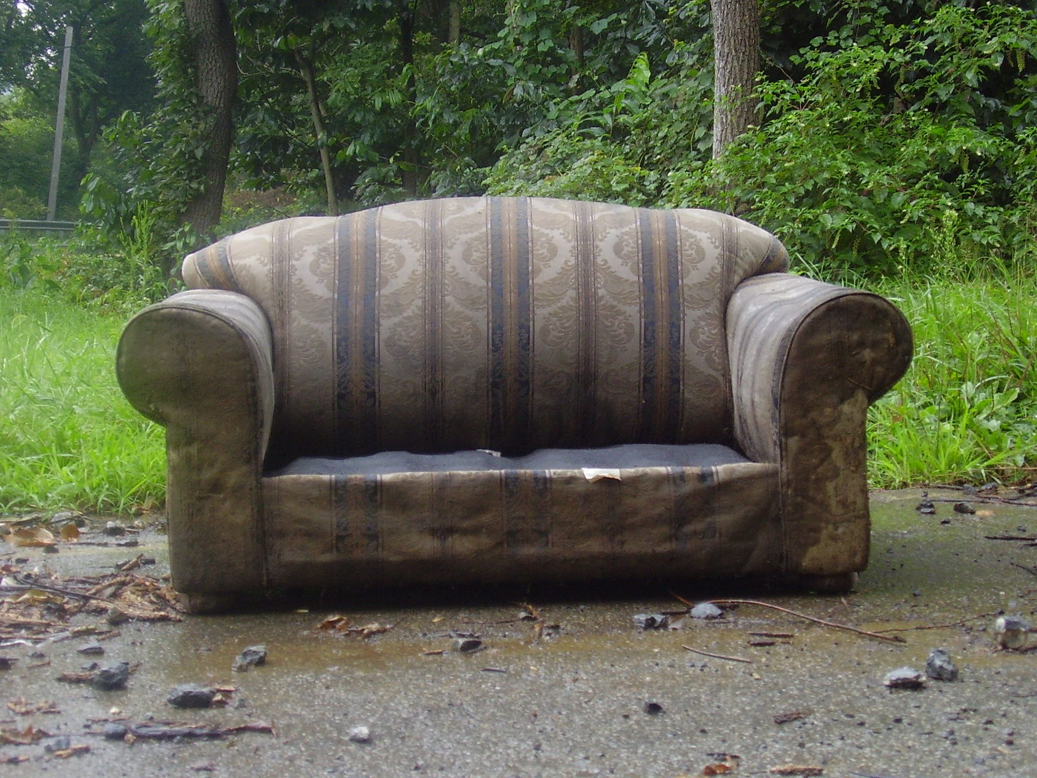 Old Couches