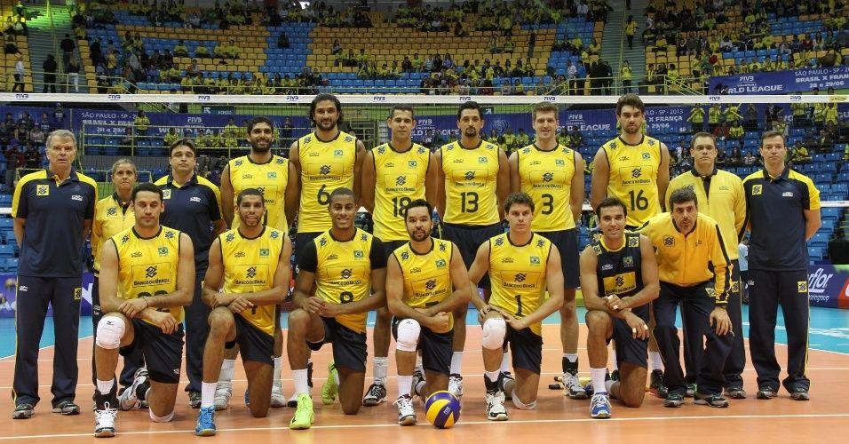 Seleção Brasileira de Voley