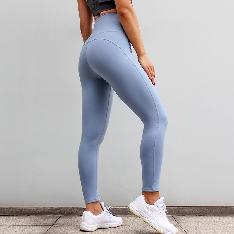 M /& S Ladies Tummy Control Cropped Leggings Light Control Sports Gym Slim Pants