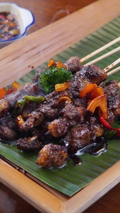 Sate Maranggi Resep Resep Resep Masakan Malaysia Makan Siang Sehat Resep Daging Sapi