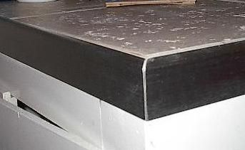 Question About Schluter Counter Edge Ceramic Tile Advice Forums