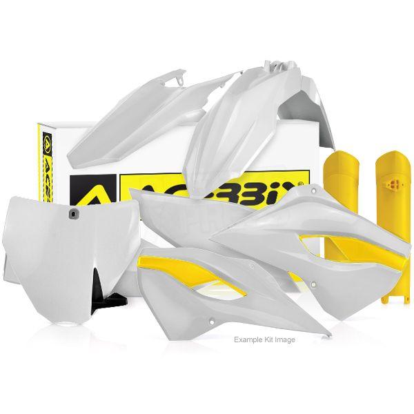 Acerbis Plastic Kit - Husqvarna TC FC TE FE - OEM Factory