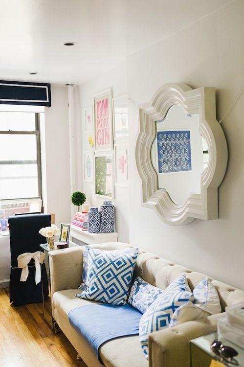 Elegant Cute Apartment Decor