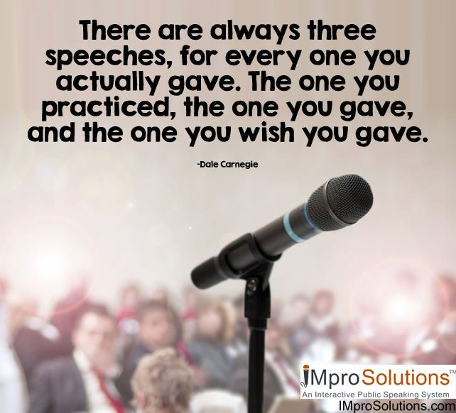 Quotes About Public Speaking Classy Pinwen Qian Chung On Nice Quotes  Pinterest  Qoutes