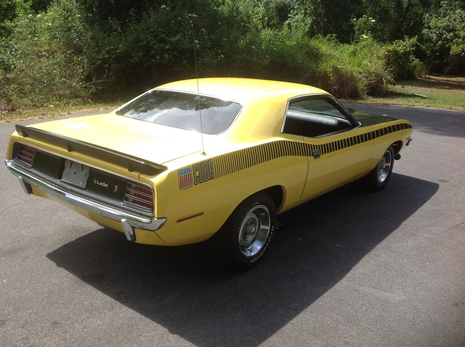 Details about 1970 Plymouth Barracuda Cuda Plymouth