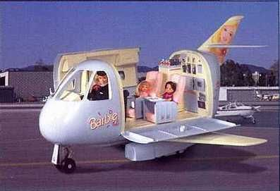 6cc4294acef Barbie Plane - I had so many Barbies and a lot of big accessories for them.  This plane was so cool