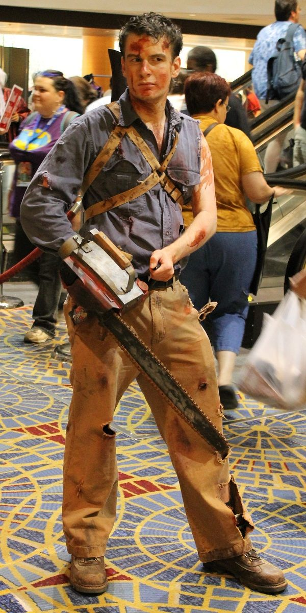 Ash cosplay. This guy ...