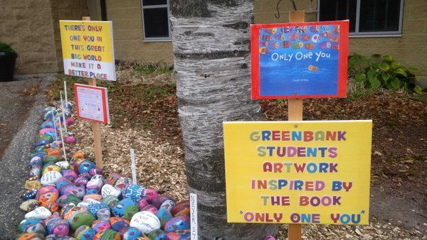 Image result for only one you rock garden   Education/ ...
