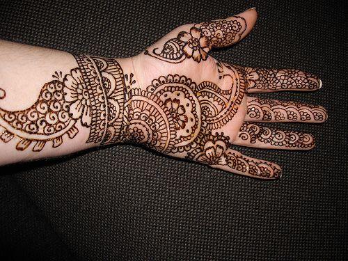 Party Mehndi Cone : Pakistani mehndi design designs for wedding indian