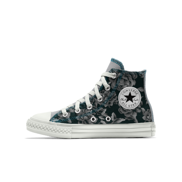 Carretilla Contratado hipótesis  Converse Custom Chuck Taylor All Star High Top Little Kids' Shoe | Shoes,  Converse, Kids' shoes