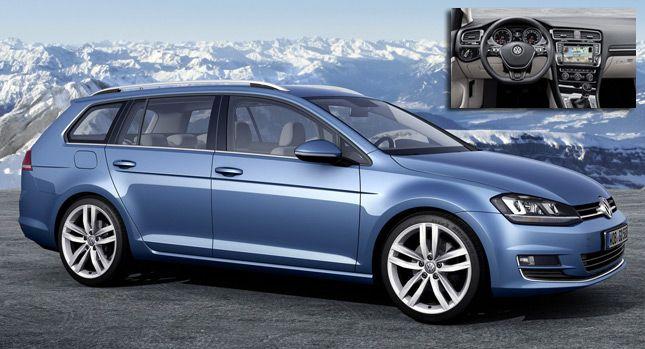 New VW Golf Variant or 2014 Jetta SportWagen This Is It [Updated
