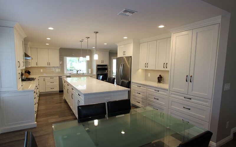 What Science Says About Granite Radiation Home Remodeling Transitional Kitchen Design Remodel