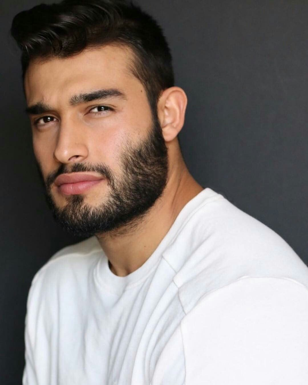 Sam Asghari Male Beauty in 2019