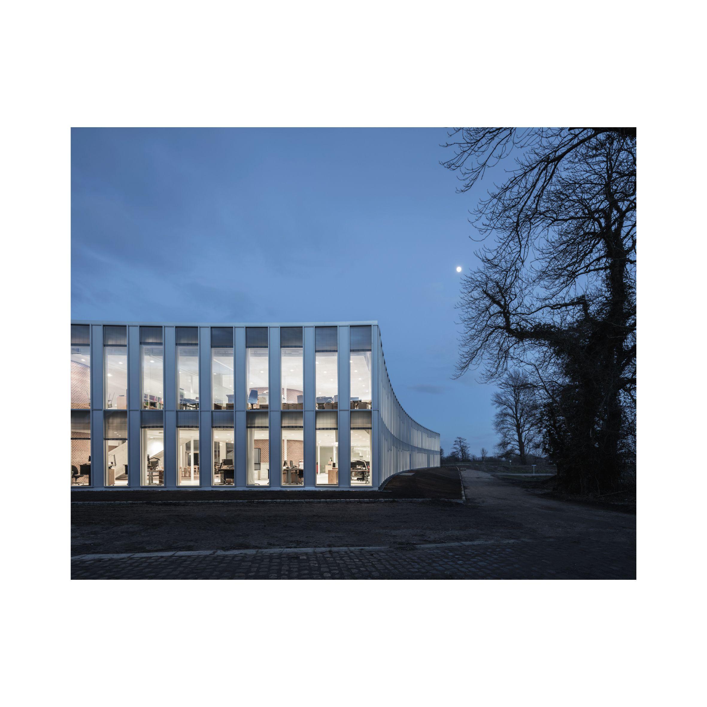 Edificio per uffici Viale Monte Grappa 3 Milano Milan 2017 GBPA Architects Nice Mood Pinterest