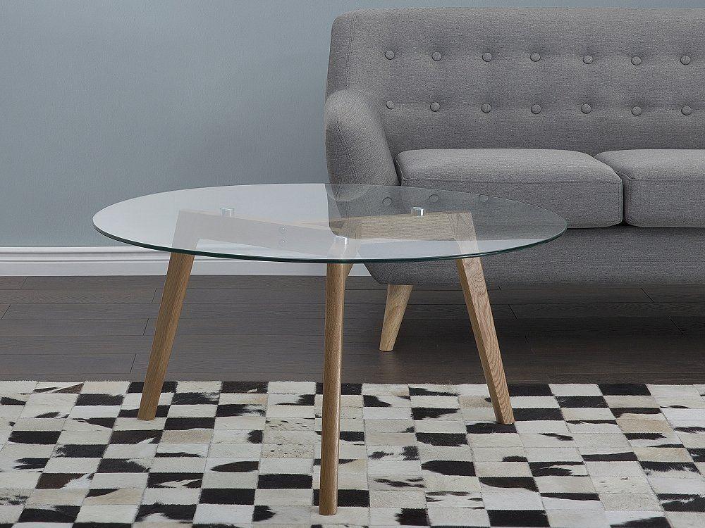 Couchtisch - Beistelltisch - Wohnzimmertisch - Glastisch - Tisch