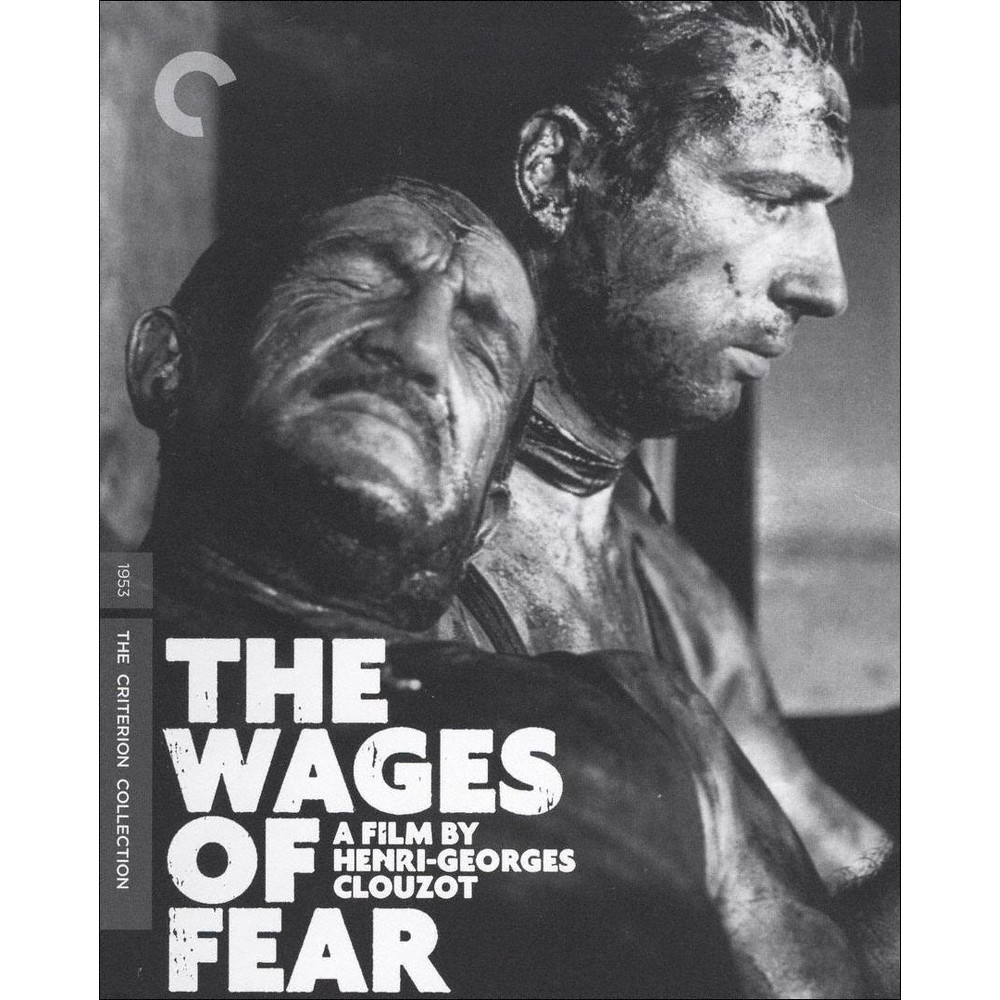 The Wages Of Fear (Blu-ray)   The wages of fear, Fear, The ...