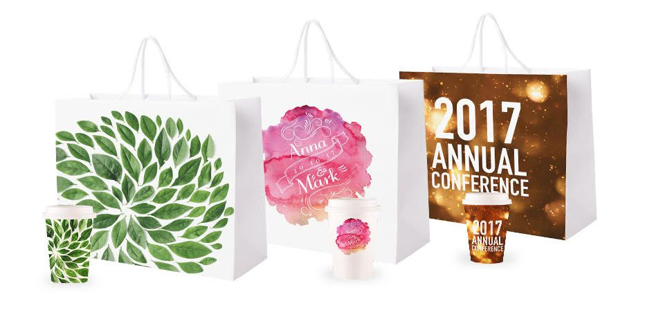 Bags For Different Occasions Carried Away Paper Bag Design