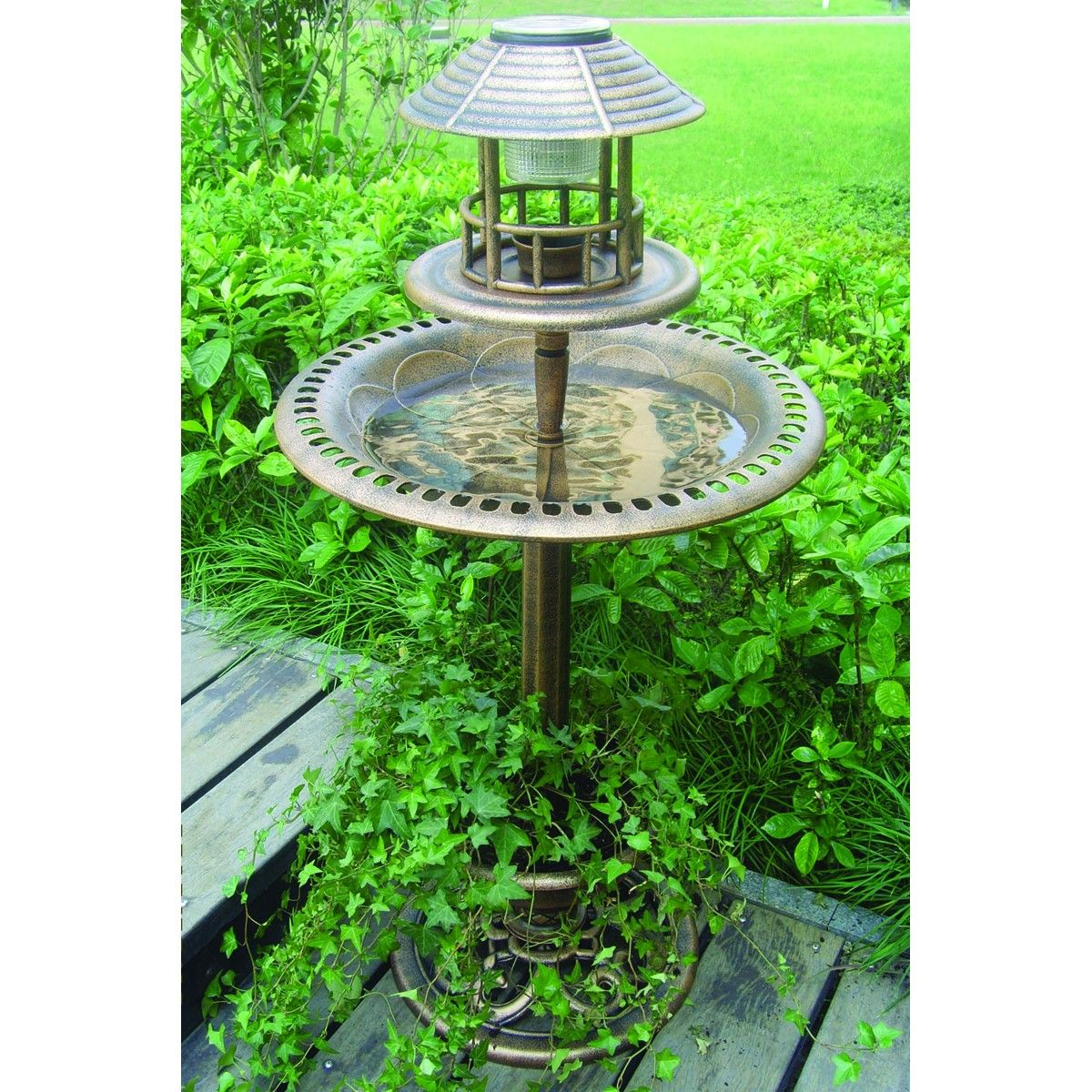 Patio Lights Harbor Freight: Spruce Up Your Yard Or Garden With The 4-in-1 Solar