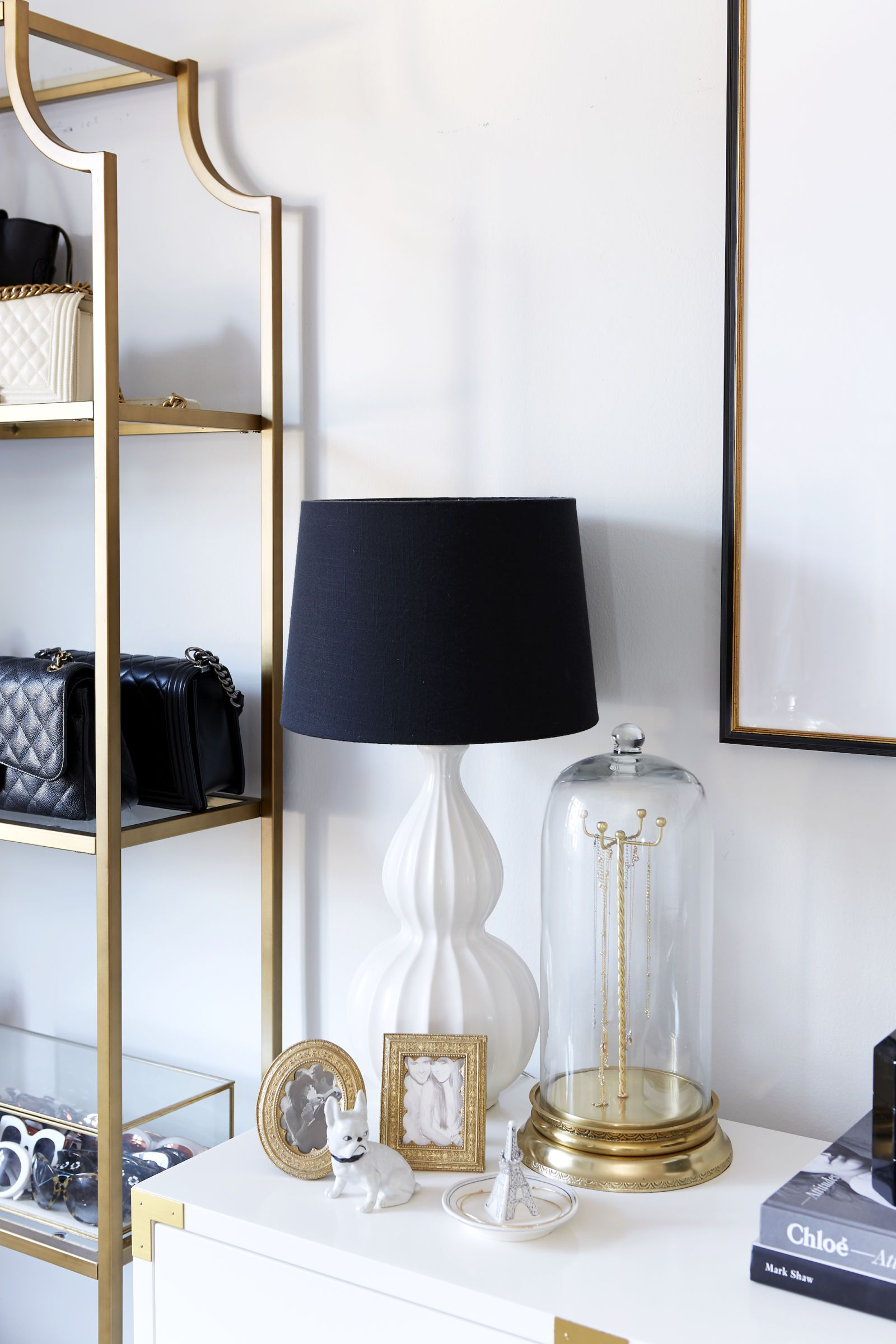 How To Decorate Your Home Office E With Parisian Style