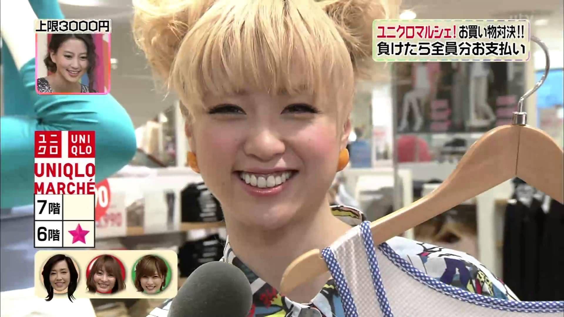 中島麻美 E-girls Dream Ami 中島麻未 - 大島麻衣のライバル対決 1/4Fw