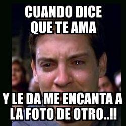 jajajajaja tristeza de much@s