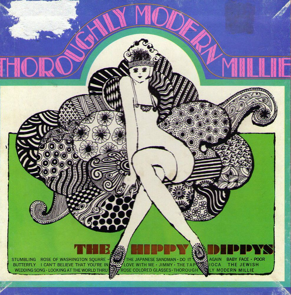 Reel To Reel Thoroughly Modern Millie ~ 4 Track Stereo