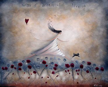Amanda Cass. Artworks~  I really like her stuff.
