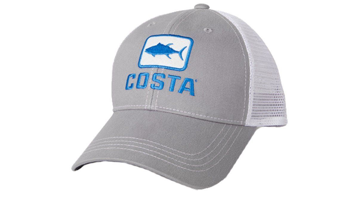 4d8334c28150e Costa Del Mar Tuna Trucker Hat Gray     Find out more about the great  product at the image link. (This is an affiliate link and I receive a  commission for ...
