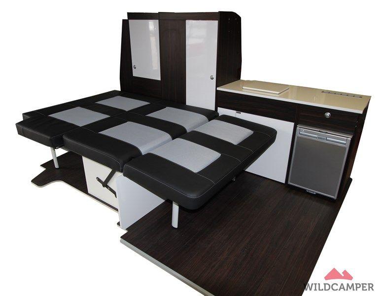 wohnmobil ausbau ford transit custom wildcamper camper pinterest ford transit ford and. Black Bedroom Furniture Sets. Home Design Ideas
