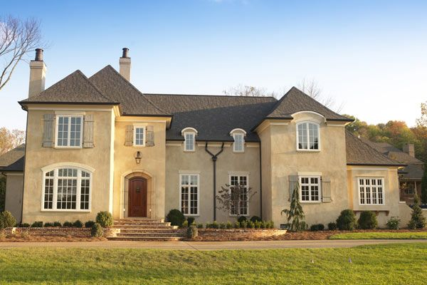 country french stone homes Google Search New House