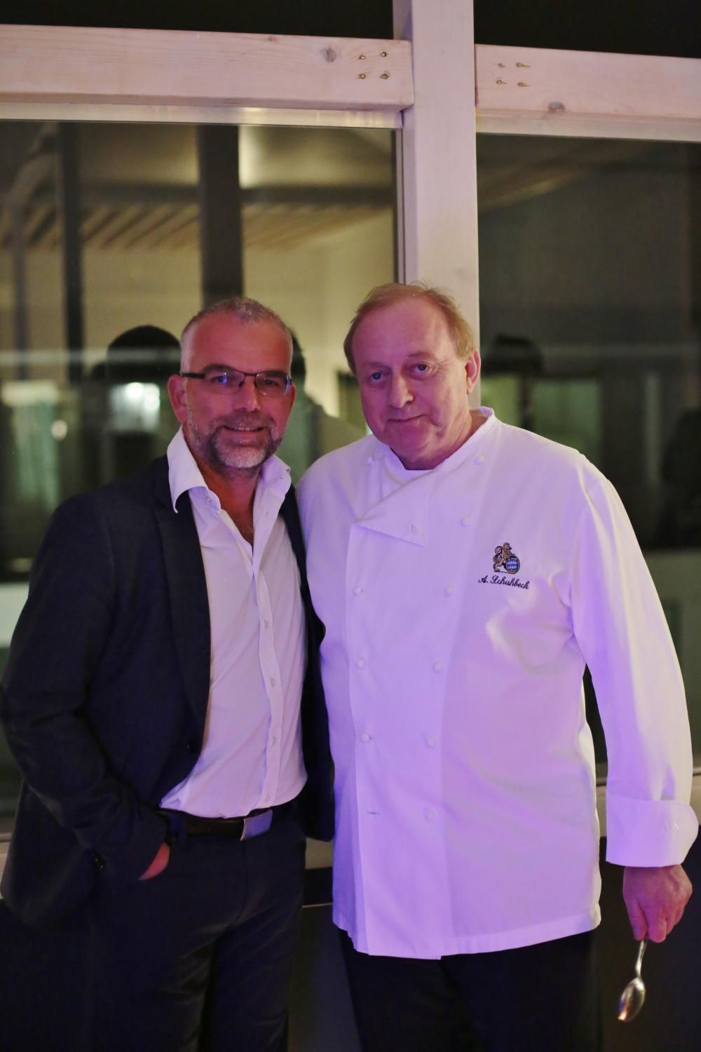 Ambiente Direct sven stubenrauch ceo of ambientedirect com and chef