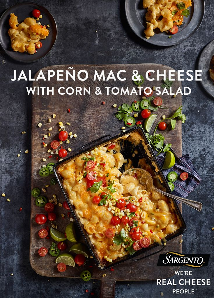 if you like classic meals with a little kick try this recipe for jalapea o mac