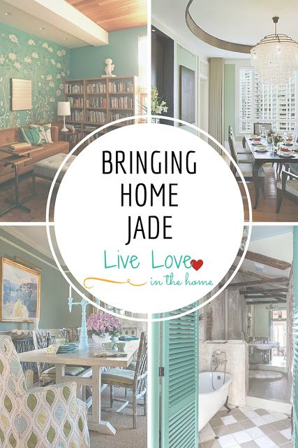 Beau Jade Green Interior Design Home Photo Inspiration By Live Love In The Home