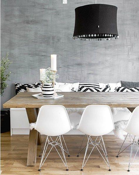 Table magnifique id banquette h o m e s w e e t h o m e for Mobilia kitchen table