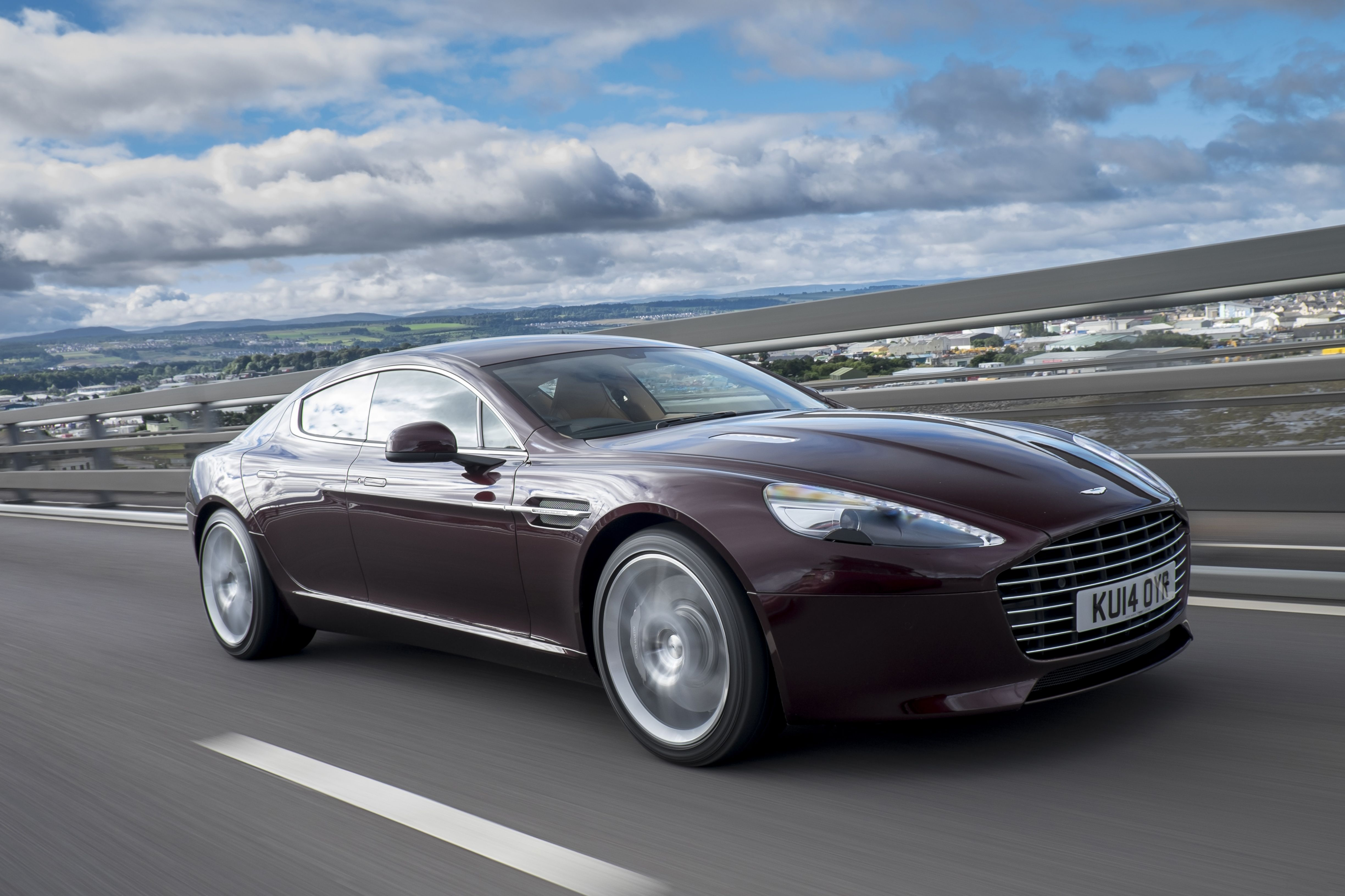 Aston Martin Rapide S The world s most beautiful 4 door sports car