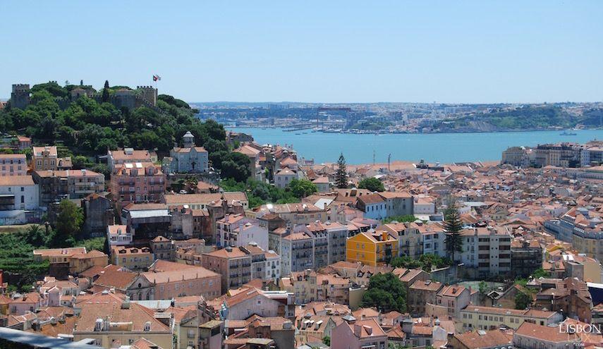 The 10 Most Beautiful Views In Lisbon As 10 Mais Belas Vistas De Lisboa Visit Lisboa Spain And Portugal Beautiful Views