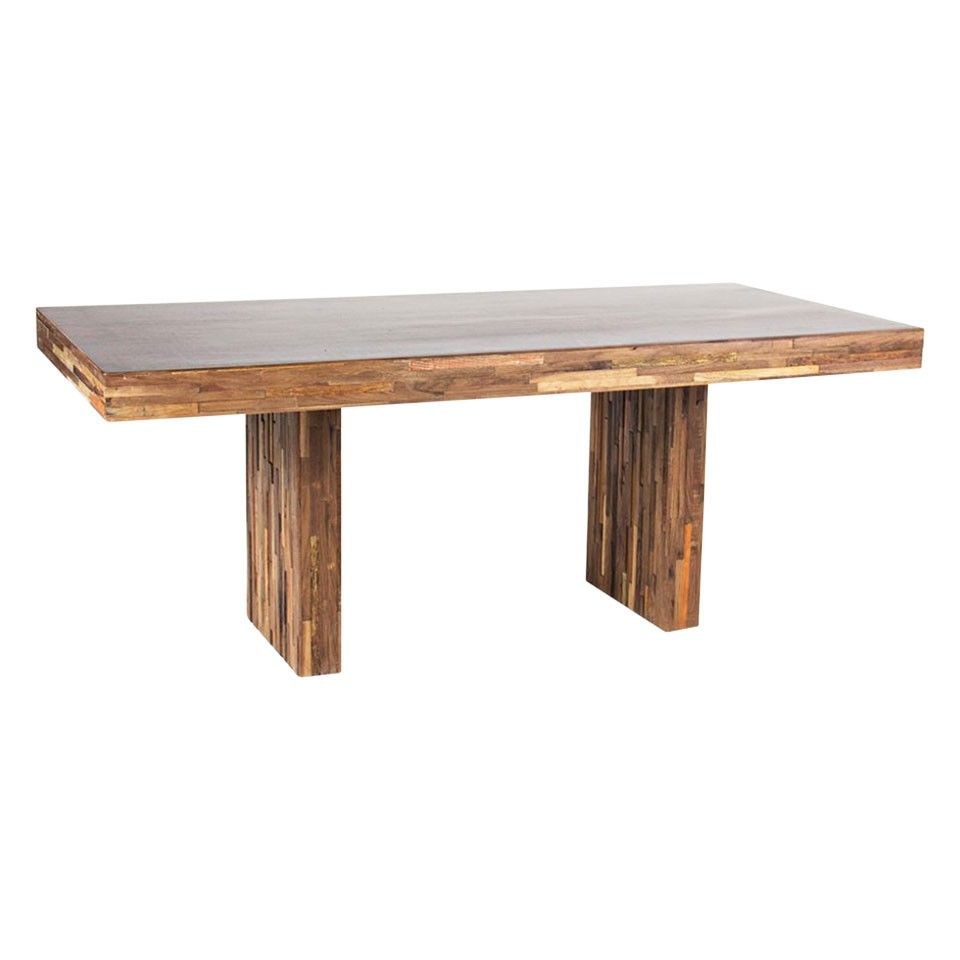 Erik DINING TABLE HD Buttercup line – No Ordinary Furniture