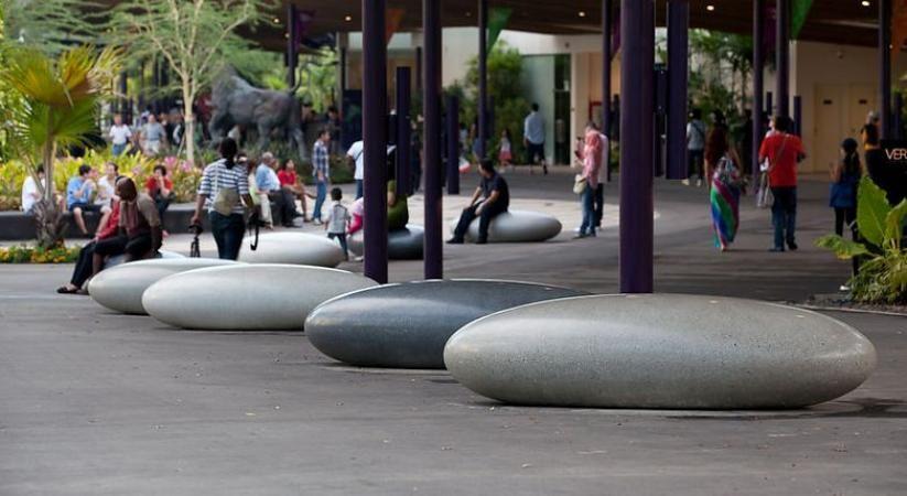 Pebble Seating Google Search Cc Portet Pinterest Street Furniture Landscape
