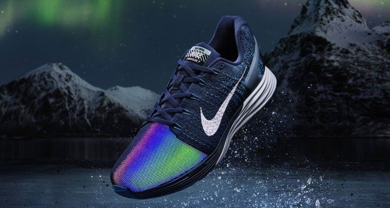 Nike's New Flash Pack Collection Features Reflective Running Shoes ...