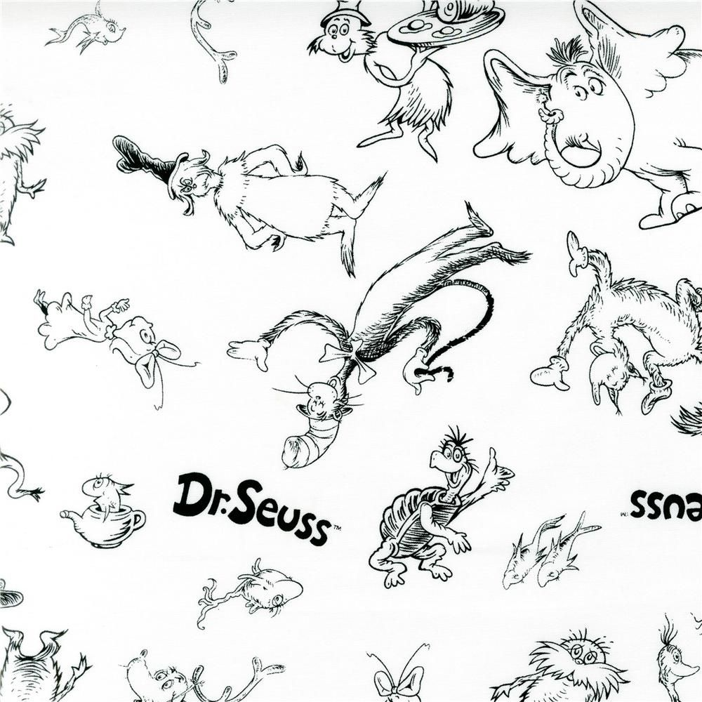 Dr Seuss Printables Images Of Dr Seuss Coloring Pages Printable