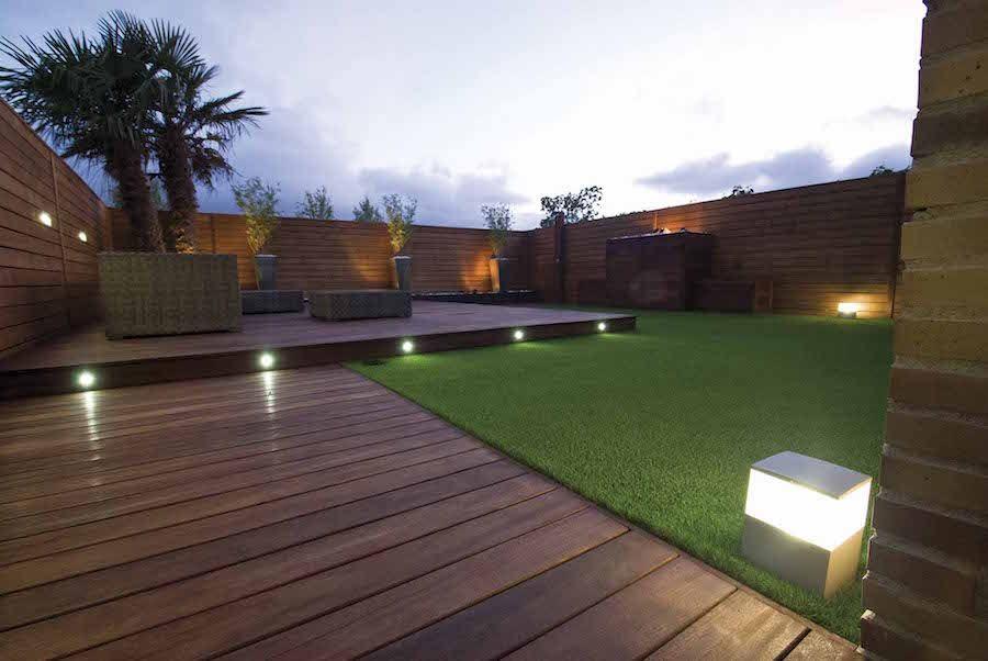 Patio Decks Piedras Cesped Buscar Con Google Jardines