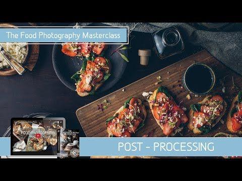 pro photoshop trick for food photographers youtube