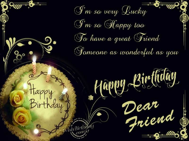 Funny Birthday Poems for Him